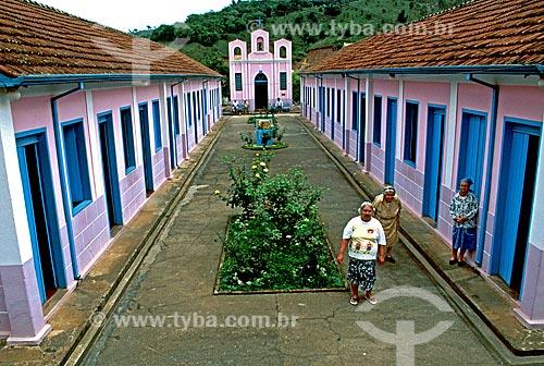 Assunto: Casa de repouso para idosos / Local: São Luis do Paraitinga - São Paulo (SP) - Brasil / Data: 1995