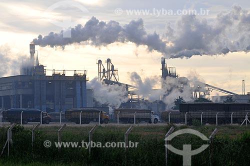 Assunto: Indústria de suco de laranja / Local: Catanduva - São Paulo (SP) - Brasil / Data: 01/2013