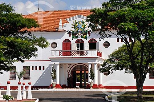 Assunto: 11° Regimento da Cavalaria Mecanizada - Regimento Marechal Dutra / Local: Ponta Porã - Mato Grosso do Sul (MS) - Brasil / Data: 11/2012