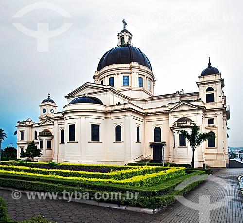 Assunto: Igreja Matriz do Bom Jesus da Cana Verde (1953) - a Igreja possui a maior concentração de pinturas de Cândido Portinari / Local: Batatais - São Paulo (SP) - Brasil / Data: 12/2012