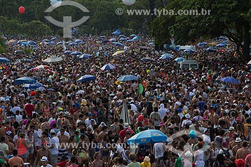 Assunto: Desfile do Bloco Sargento Pimenta / Local: Glória - Rio de Janeiro (RJ) - Brasil / Data: 02/2013