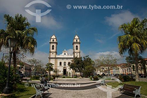 Assunto: Basílica do Senhor Bom Jesus de Iguape / Local: Iguape - São Paulo (SP) - Brasil / Data: 11/2012