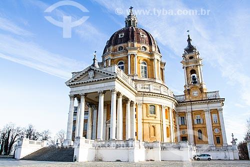 Assunto: Basílica de Superga (Basilica di Superga) / Local: Turim - Província de Turim - Itália / Data: 12/2012