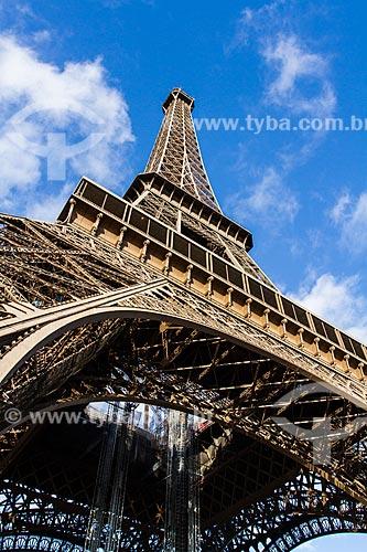 Assunto: Torre Eiffel (1889) / Local: Paris - França - Europa / Data: 12/2012
