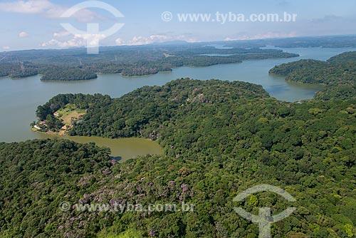 Assunto: Vista da Represa Billings / Local: São Bernardo do Campo - São Paulo (SP) - Brasil / Data: 02/2013