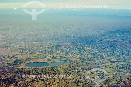 Assunto: Vista área da Etiópia / Local: Etiópia  -  África / Data: 10/2012