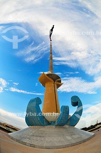 Assunto: Monumento Nacional na Casa União / Local: Dubai - Emirados Árabes Unidos - Ásia / Data: 12/2012