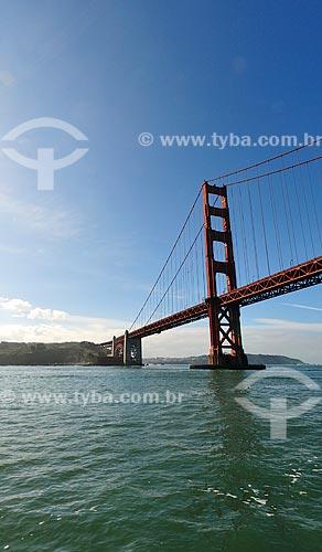 Assunto: Ponte Golden Gate / Local: San Francisco - Califórnia - Estados Unidos da América - EUA / Data: 02/2013