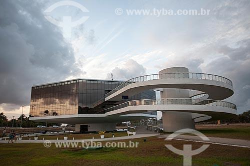 Assunto: Torre Mirante da Estação Cabo Branco (2008) - também conhecida como Estação Ciência, Cultura e Artes / Local: João Pessoa - Paraíba (PB) - Brasil / Data: 02/2013