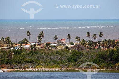 Assunto: Praia de Costinha / Local: Lucena - Paraíba (PB) - Brasil / Data: 02/2013