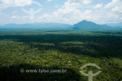 Assunto: Vista do Parque Nacional do Pico da Neblina / Local: Amazonas (AM) - Brasil / Data: 10/2012