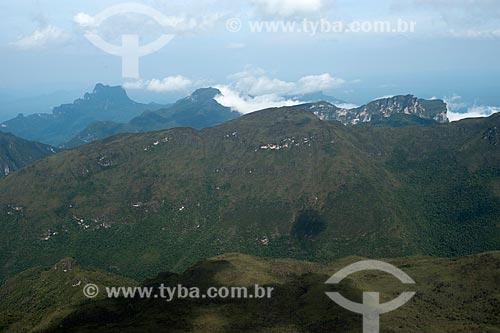 Assunto: Serra do Imeri no Parque Nacional do Pico da Neblina / Local: Amazonas (AM) - Brasil / Data: 10/2012
