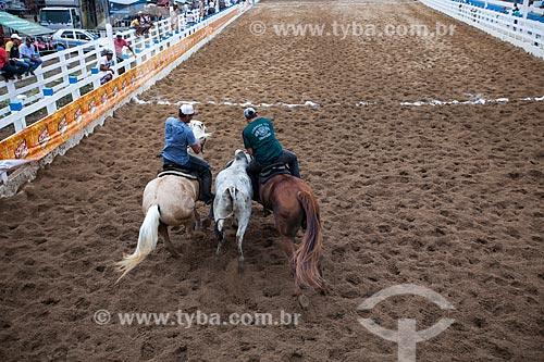 Assunto: Vaquejada no Parque Santa Terezinha / Local: Alagoa Grande - Paraíba (PB) - Brasil / Data: 02/2013