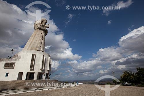 Assunto: Memorial Frei Damião (2004) - também conhecido como Santuário de Frei Damião / Local: Guarabira - Paraíba (PB) - Brasil / Data: 02/2013