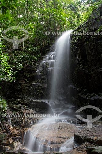 Assunto: Cachoeira das Almas / Local: Alto da Boa Vista - Rio de Janeiro (RJ) - Brasil / Data: 04/2013