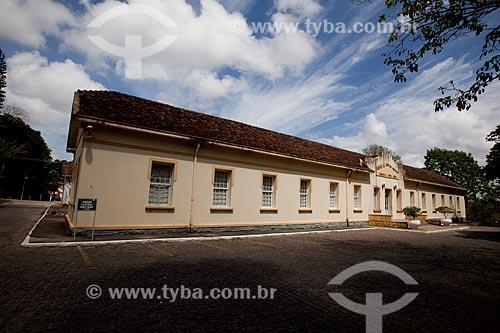 Assunto: Universidade Federal da Paraíba - Campus II - Centro de Ciências Agrárias / Local: Areia - Paraíba (PB) - Brasil / Data: 02/2013