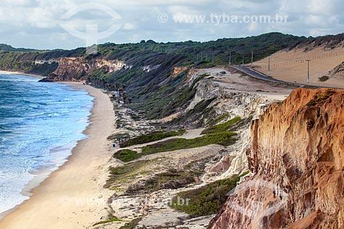 Assunto: Praia de Cacimbinhas / Local: Distrito de Pipa - Tibau do Sul - Rio Grande do Norte (RN) - Brasil / Data: 03/2013