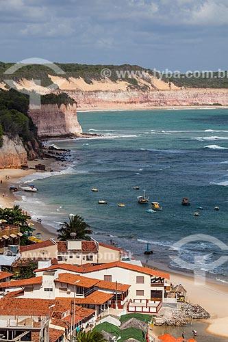 Assunto: Casas no distrito de Pipa e Praia do Centro / Local: Distrito de Pipa - Tibau do Sul - Rio Grande do Norte (RN) - Brasil / Data: 03/2013