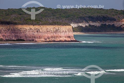 Assunto: Baía dos Golfinhos - também conhecida como Praia do Curral / Local: Distrito de Pipa - Tibau do Sul - Rio Grande do Norte (RN) - Brasil / Data: 03/2013