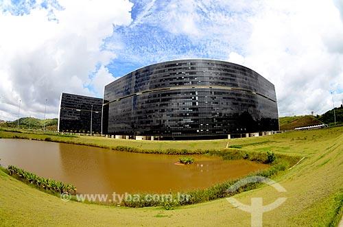 Assunto: Prédio Minas e Prédio Gerais - sede das Secretarias do Governo do Estado - na Cidade Administrativa Presidente Tancredo Neves (2010) / Local: Belo Horizonte - Minas Gerais (MG) - Brasil / Data: 01/2013