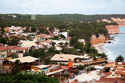 Assunto: Cidade de Pipa e Praia do Centro / Local: Distrito de Pipa - Tibau do Sul - Rio Grande do Norte  (RN) -  Brasil / Data: 03/2013