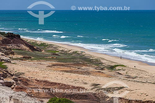 Assunto: Praia da Via Costeira / Local: Natal - Rio Grande do Norte (RN) - Brasil / Data: 03/2013
