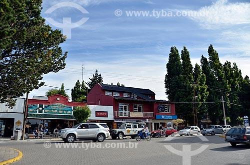 Assunto: Centro da cidade de El Calafate na Província de Santa Cruz / Local: Província de Santa Cruz - Argentina - América do Sul / Data: 01/2012