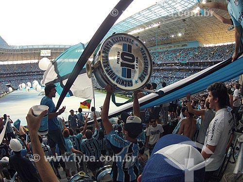 Assunto: Inauguração da Arena do Grêmio - foto feita com GoPro / Local: Humaitá - Porto Alegre - Rio Grande do Sul (RS) - Brasil / Data: 12/2012
