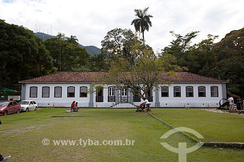 Assunto: Centro administrativo do Jardim Botânico do Rio de Janeiro / Local: Jardim Botânico - Rio de Janeiro (RJ) - Brasil / Data: 06/2013