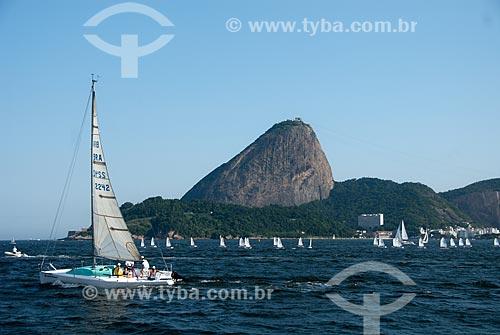 Assunto: Seletiva Brasil de Vela de 2008 / Local: Rio de Janeiro (RJ) - Brasil / Data: 03/2008