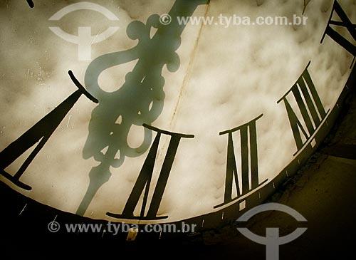Assunto: Interior do relógio da Ilha Fiscal / Local: Rio de Janeiro (RJ) - Brasil / Data: 10/2007