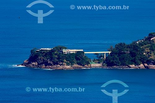 Assunto: Vista do Clube Costa Brava (1962) / Local: Joá - Rio de Janeiro (RJ) - Brasil / Data: 07/2013