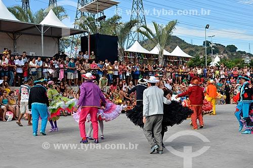 Assunto: Dança de Quadrilha em Festa Junina no Parque Madureira / Local: Madureira - Rio de Janeiro (RJ) - Brasil / Data: 06/2013