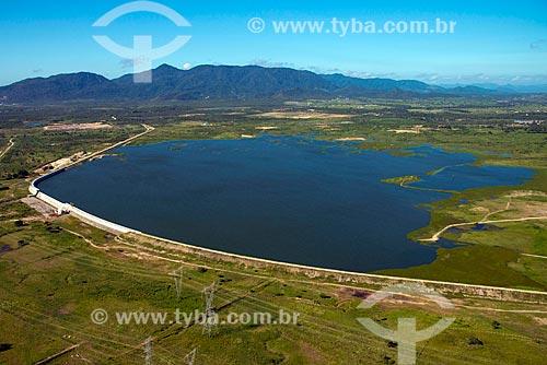 Assunto: Barragem no Rio Maranguapinho - projeto de barragem promovido pelo Programa de Aceleração do Crescimento / Local: Maracanaú - Ceará (CE) - Brasil / Data: 06/2013