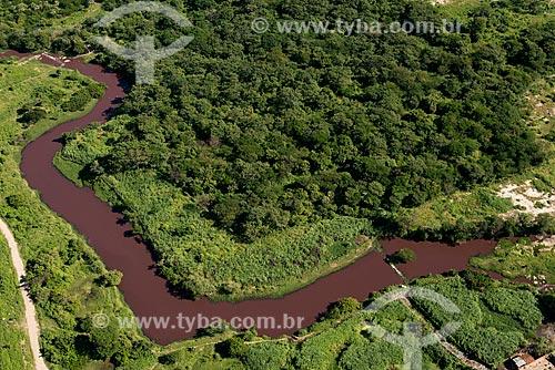 Assunto: Rio Maranguapinho no Parque da Tijuca / Local: Maracanaú - Ceará (CE) - Brasil / Data: 06/2013