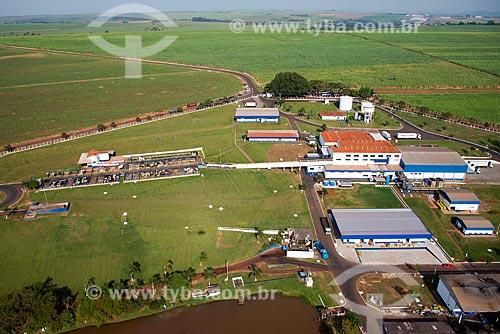 Assunto: Vista aérea do Frigorífico Barra Mansa / Local: Sertãozinho - São Paulo (SP) - Brasil / Data: 05/2013