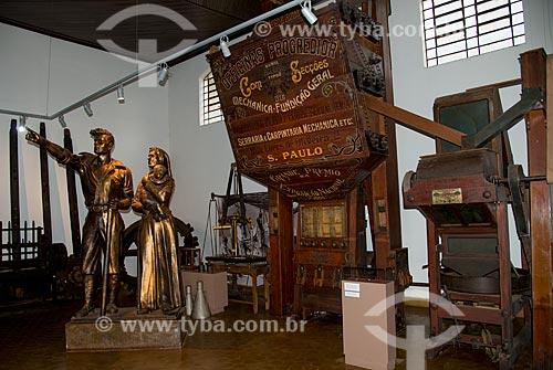 Assunto: Interior do Museu do Café Francisco Schmidt no campus da Universidade de São Paulo / Local: Ribeirão Preto - São Paulo (SP) - Brasil / Data: 05/2013