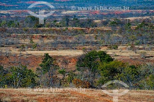 Assunto: Desertificação na região de Gilbués / Local: Gilbués - Piauí (PI) - Brasil / Data: 07/2013