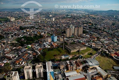 Assunto: Caixa dágua da Companhia de Saneamento Básico do Estado de São Paulo (SABESP) no Jardim Califórnia / Local: Jardim Califórnia - Osasco - São Paulo (SP) - Brasil / Data: 06/2013