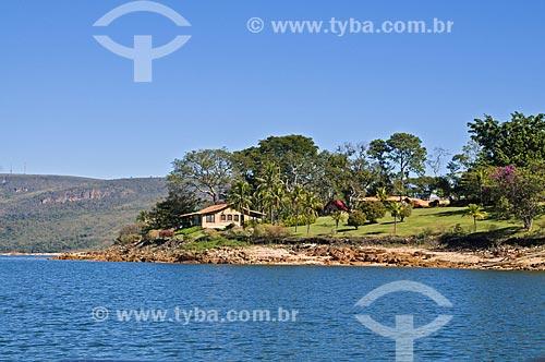 Assunto: Casa de luxo às margens da Represa de Furnas / Local: Capitólio - Minas Gerais (MG) - Brasil / Data: 07/2013