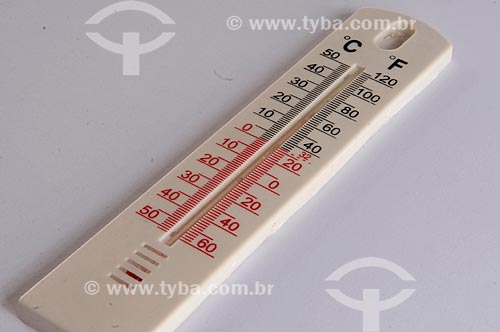 Assunto: Termômetro / Local: Estúdio / Data: 09/2013