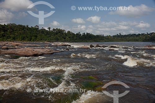 Assunto: Volta Grande do Xingu no Rio Xingu - parte do local que será inundado após a construção da Usina Hidrelétrica de Belo Monte / Local: Altamira - Pará (PA) - Brasil / Data: 11/2012
