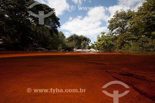 Assunto: Rio Mucugezinho / Local: Lençóis - Bahia (BA) - Brasil / Data: 09/2012