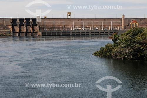 Assunto: Usina Hidrelétrica Três Irmãos / Local: Pereira Barreto - São Paulo (SP) - Brasil / Data: 10/2013