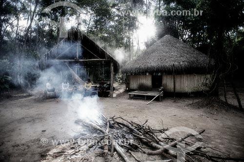 Assunto: Putani Yawanawá e Hushahu Yawanawá - primeiras mulheres Pajés da aldeia Yawanawa / Local: Acre (AC) - Brasil / Data: 05/2013