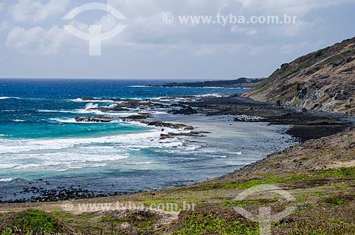 Assunto: Enseada e Praia da Caieira / Local: Arquipélago de Fernando de Noronha - Pernambuco (PE) - Brazil / Data: 10/2013