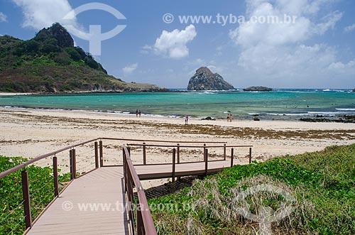 Assunto: Praia do Sueste / Local: Arquipélago de Fernando de Noronha - Pernambuco (PE) - Brasil / Data: 10/2013