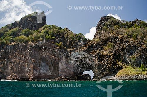 Assunto: Ponta da Sapata / Local: Arquipélago de Fernando de Noronha - Pernambuco (PE) - Brasil / Data: 10/2013
