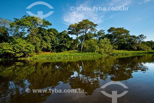 Assunto: Rio Três Irmãos no Parque Estadual Encontro das Águas / Local: Mato Grosso (MT) - Brasil / Data: 10/2012