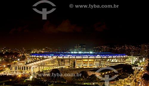 Assunto: Estádio Jornalista Mário Filho - também conhecido como Maracanã / Local: Maracanã - Rio de Janeiro (RJ) - Brasil / Data: 11/2013
